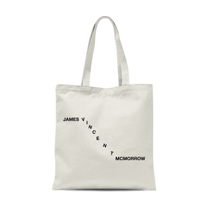 Gravity Text Tote