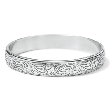 Essex Etched Bangle