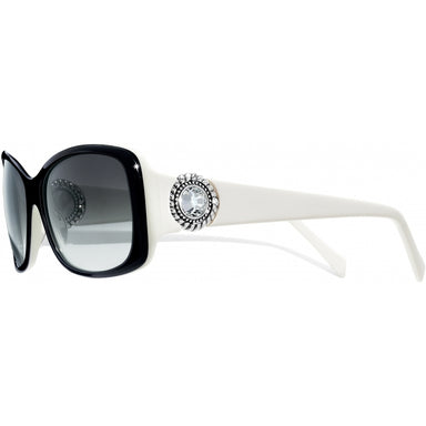 Twinkle Sunglasses Black & White