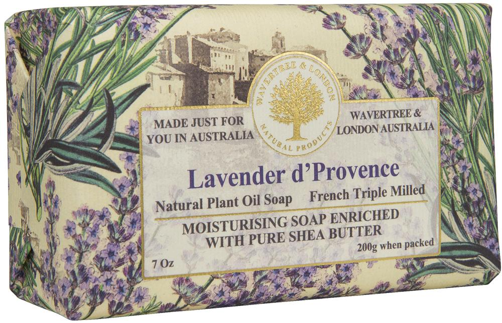 Lavender D'Provence Triple Milled Luxury Soap