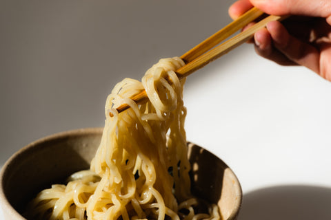 Fresh Ramen Noodles made with Kansui