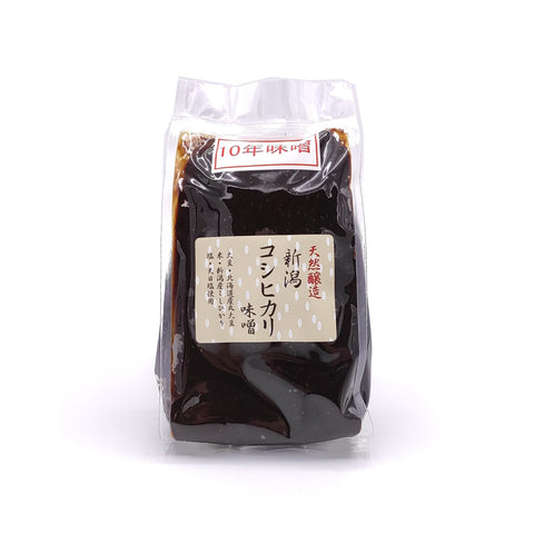 10years Aged Koshihikari Rice Miso Paste 300g