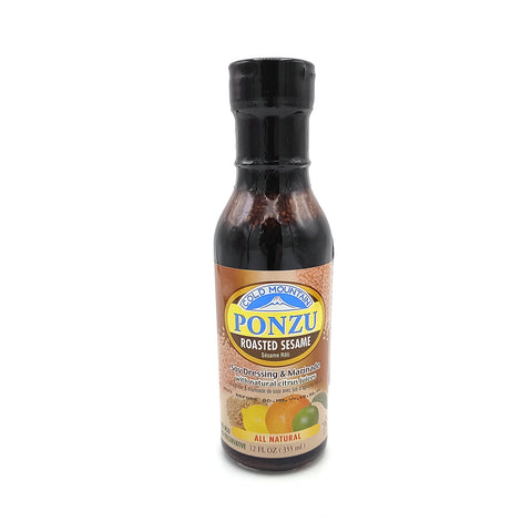 Cold Mountain Ponzu Sauce with Roasted Sesame 355ml