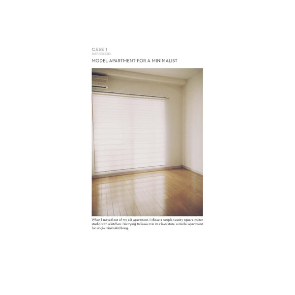 Goodbye, Things: On Minimalist Living - Fumio Sasaki