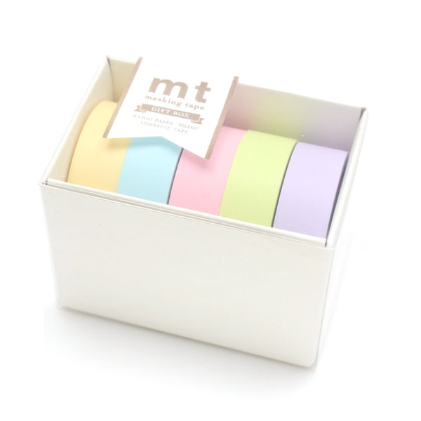 MT Masking Tape / Washi Tape Geschenkbox