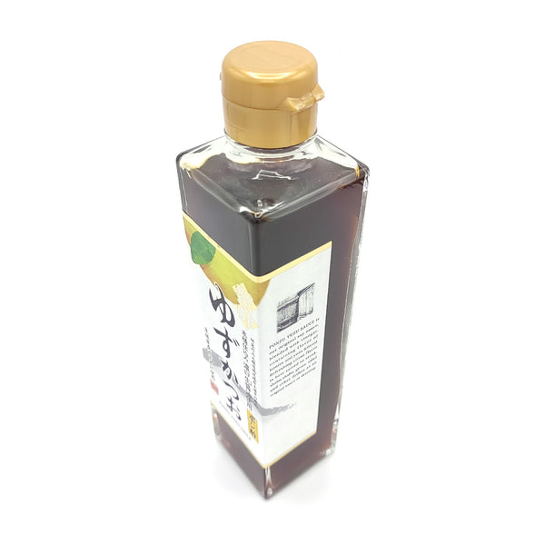 Shibanuma Ponzu Yuzu Sauce 300ml Above