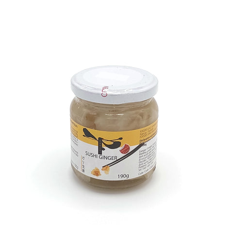 Gari Pickled Sushi Ginger 190g