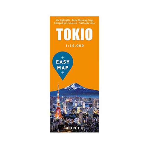 EASY MAP Tokio