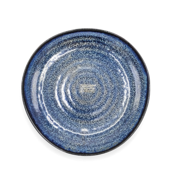 Cobalt Blue Triangle Plate