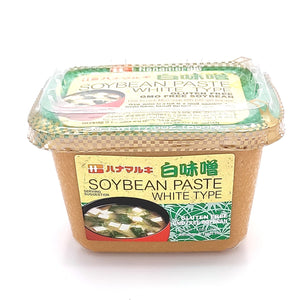 japanese white miso soybean paste Hanamaruki Shiro