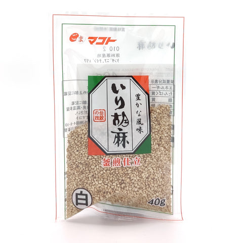 japanese roasted sesame white Makoto