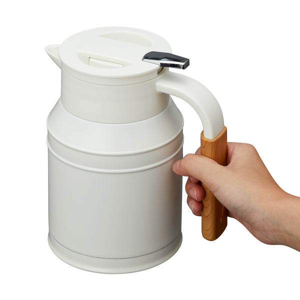japanese vacuum insulation serving tank Mosh! Desktop tank 1 litre hand