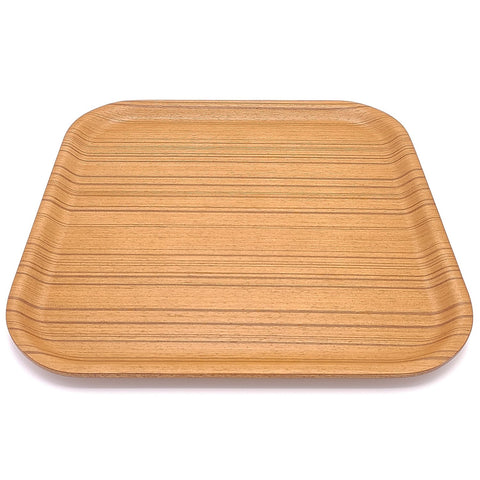 japanese Saito Wooden tray square Plywood
