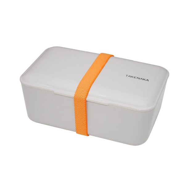 japanese bento box Takenaka Bento Box Expanded Single grey front