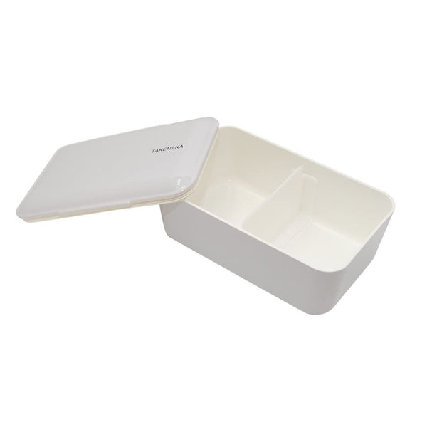 japanese bento box Takenaka Bento Box Expanded Single grey open