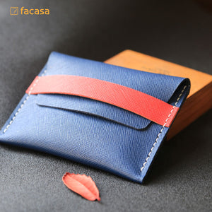 [E20200025] Handcrafted Genuine Leather Card Bags