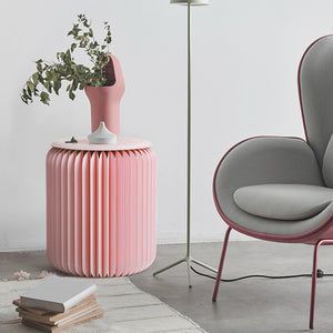 [E20200012] Pink Paper Chair