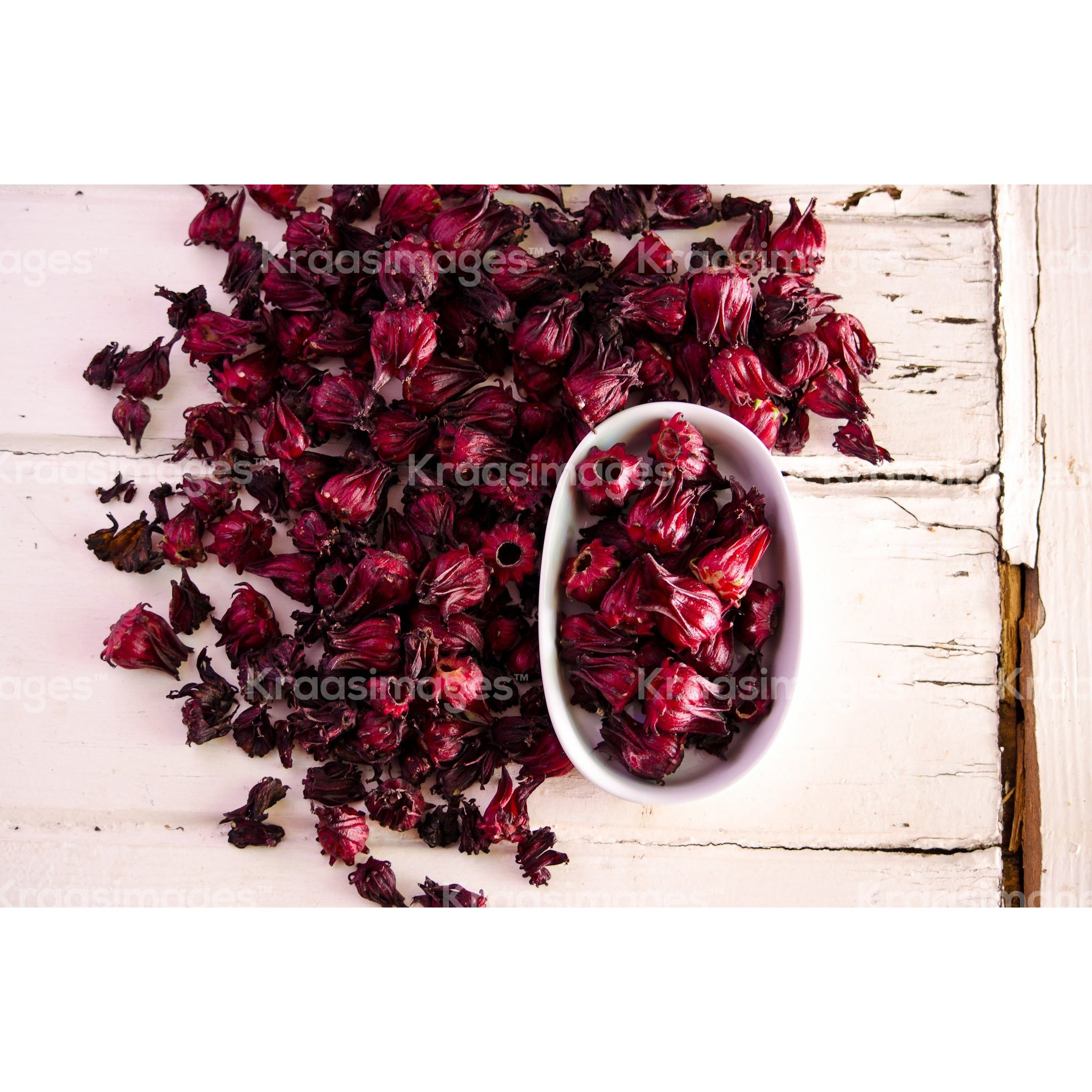 Dried sorrel fruit
