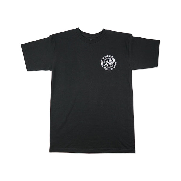 ILLEST WORLDWIDE ATHLETIC SS - BLACK