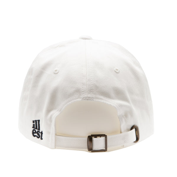 FAIRFAX CREST HAT - WHITE