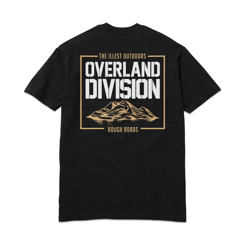 OVERLAND DIVISION ROUGH ROADS