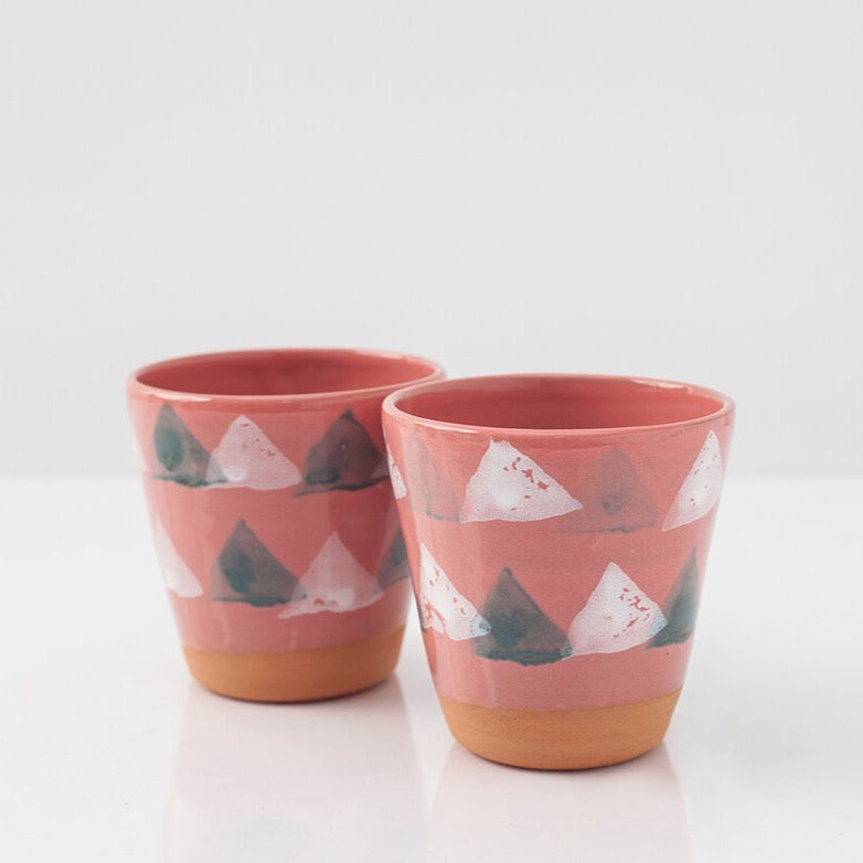Set of 2 glasses - Afrikah