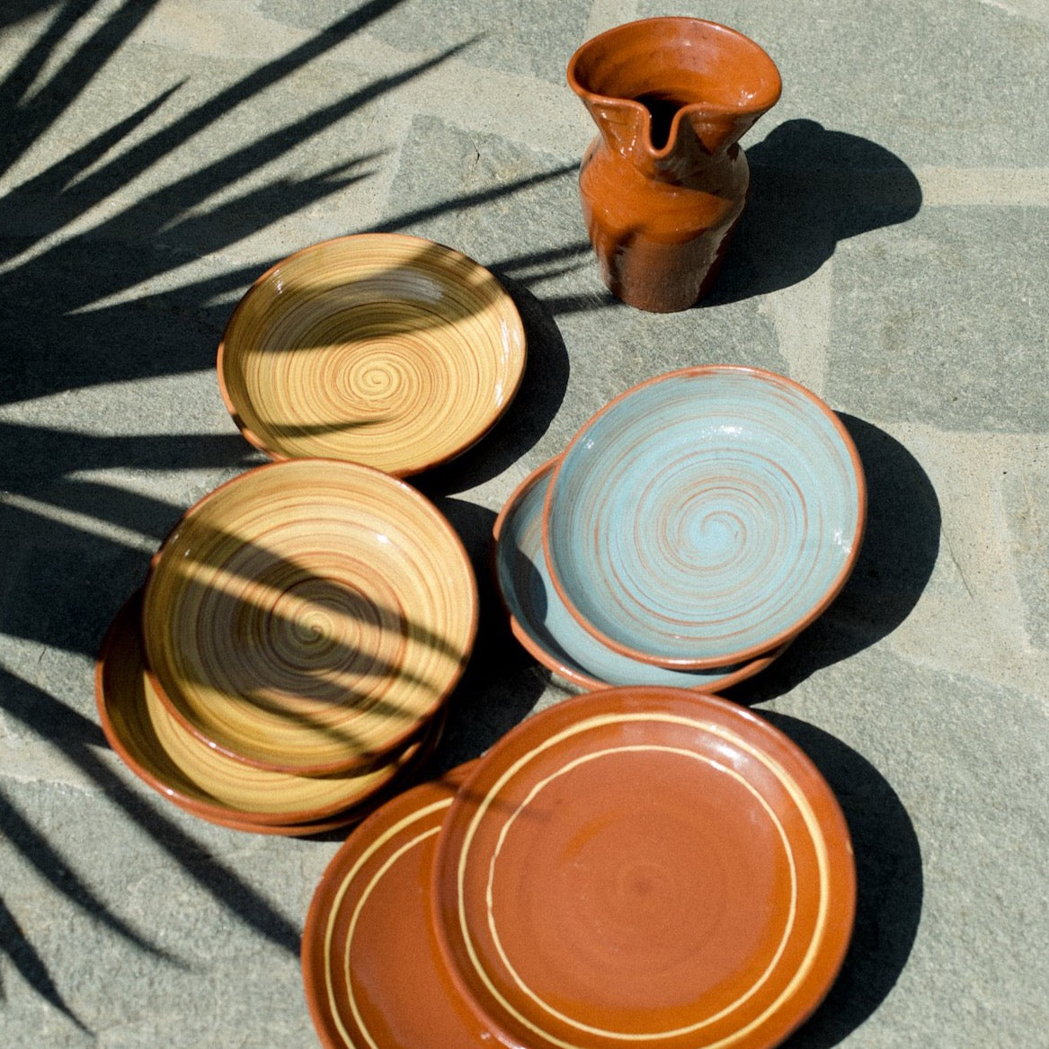 Catalan tableware pack