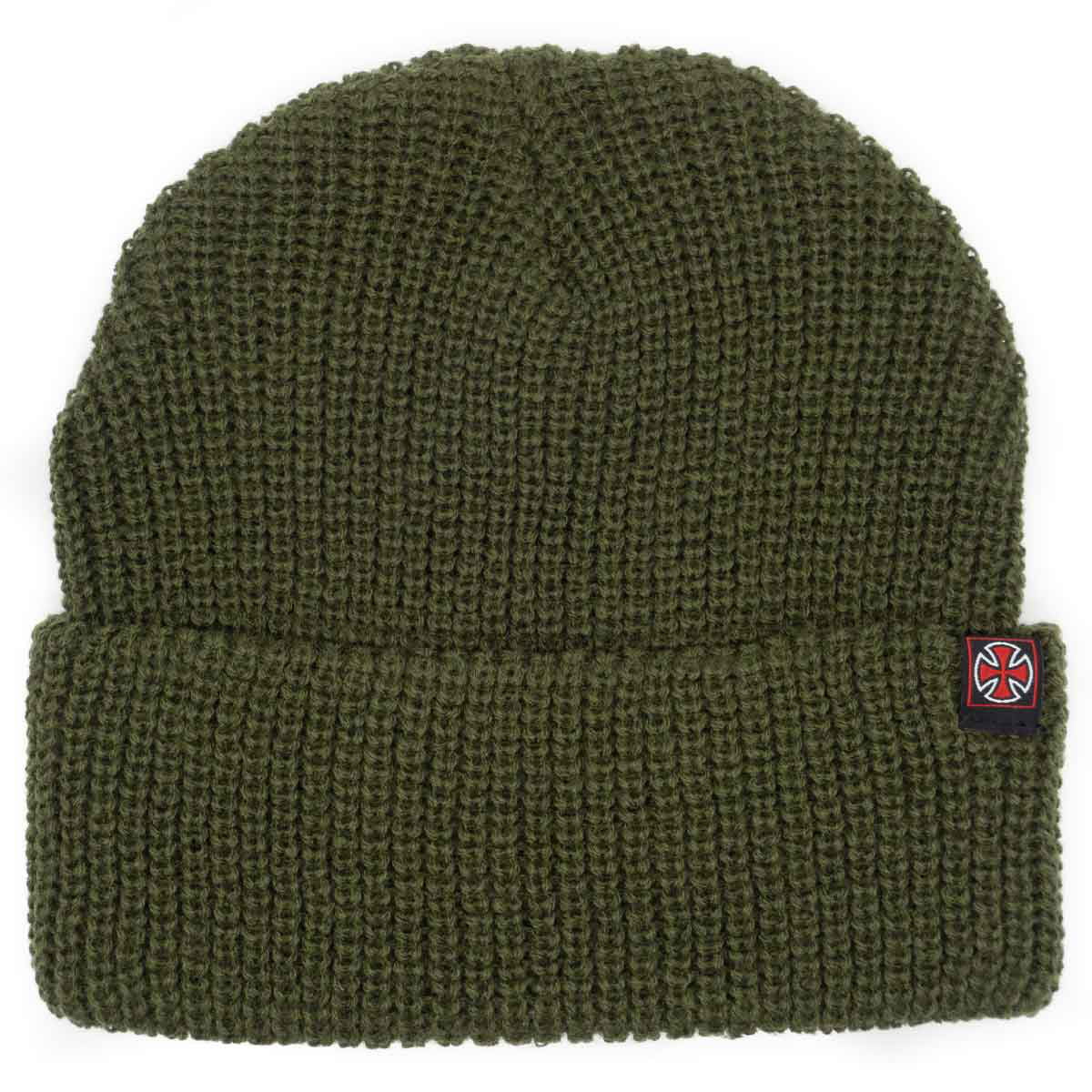 EDGE BEANIE ARMY GREEN