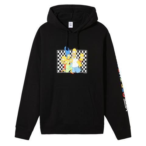 THE SIMPSONS FAMILY WOMEN HOODIE