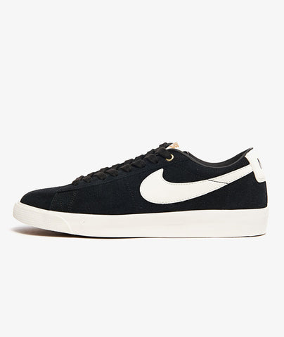 BLAZER LOW GT BLACK/WHITE
