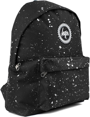 SPLAT BLACK BACKPACK