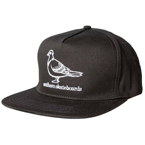 BASIC PIGEON BLACK CAP