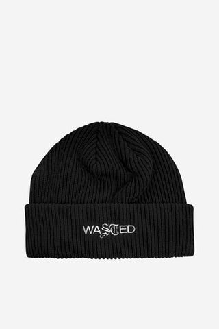 SAILOR BEANIE SIGNATURE BLACK
