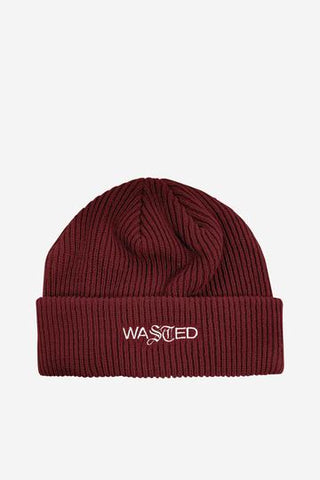SAILOR BEANIE SIGNATURE BURGUNDY