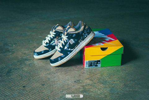 Dunk Low Travis Scott