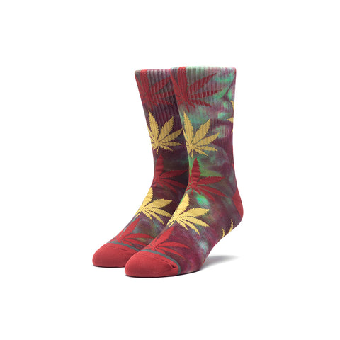 PLANTLIFE TIE-DYE ROSE WOOD/ RED SOCKS
