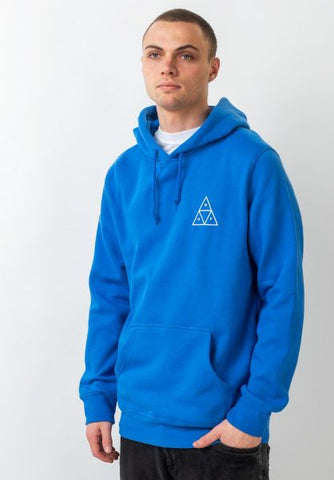 ESSENTIALS TRIPLE TRIANGLE BLUE