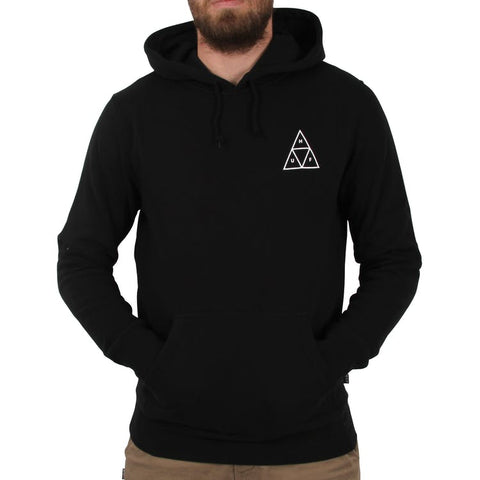 ESSENTIALS TRIPLE TRIANGLE BLACK
