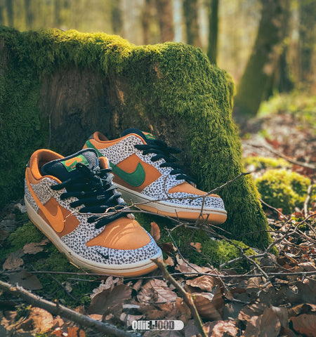 DUNK LOW ISO SAFARI