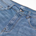 SWELL SHORT BLUE WORN