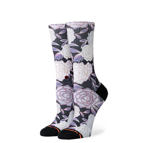 POSEY CREW SOCKS BLACK