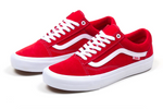 OLD SKOOL PRO RED/WHITE