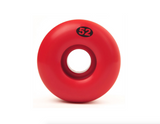 BLANC WHEELS RED