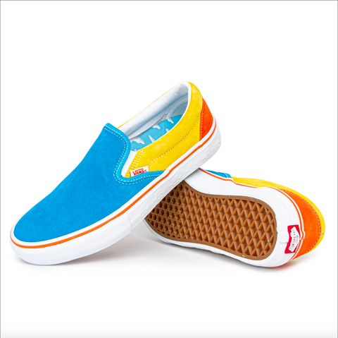 SLIP-ON PRO X THE SIMPSONS