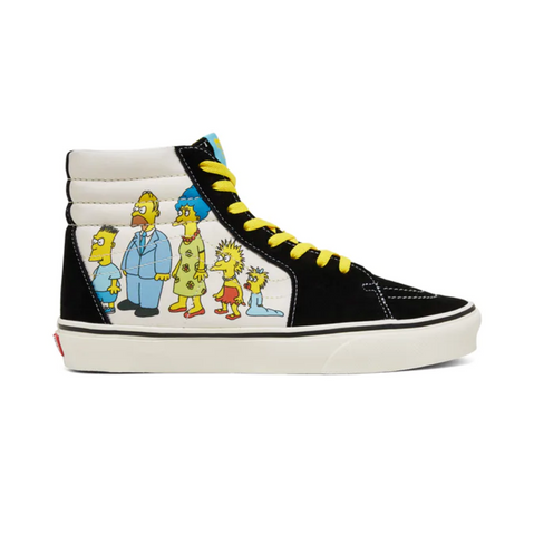 SK8-HI X THE SIMPSONS