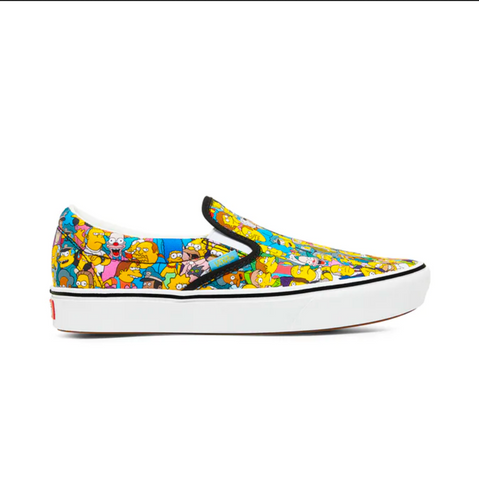SLIP-ON CC X THE SIMPSONS