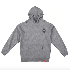 HOLLOW CLASSIC HEATHER GREY HOODIE