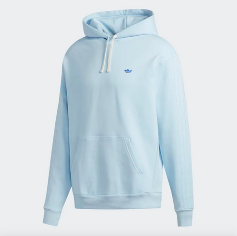 SHMOO ICE BLUE/ROYAL BLUE HOODIE