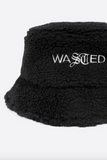 BUCKET HAT SHERPA BLACK