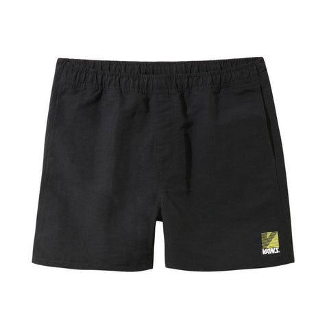 RETRO SPORT BLACK SHORT